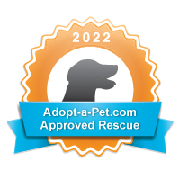 Adopt-a-Pet shelter badge