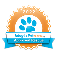 Adoptapet.com Approved Rescue Badge