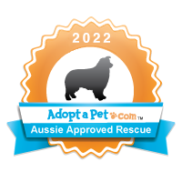 Australian Shepherd 2014 Badge