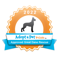 Great Dane 2014 Badge