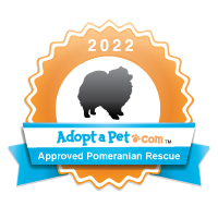 Pomeranian 2014 Badge