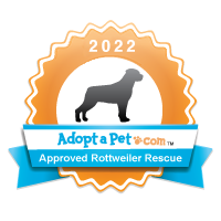 Rottweiler 2014 Badge
